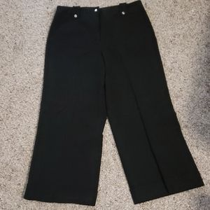 Dress Barn cropped pants